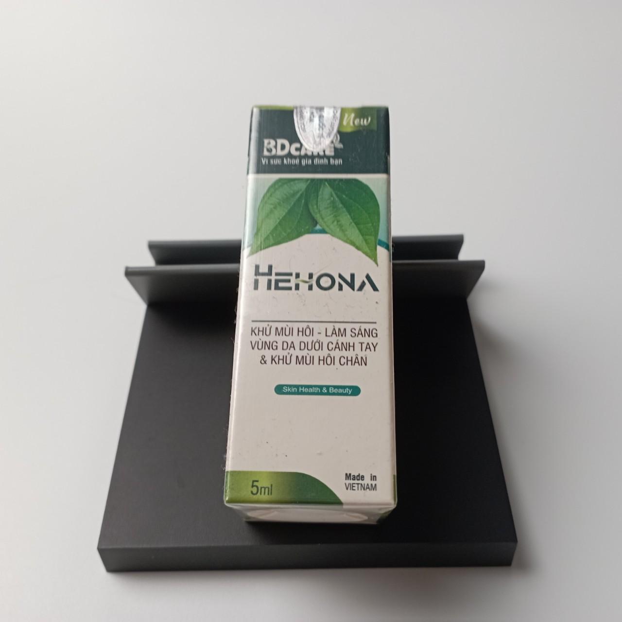 HEHONA - Serum khử mùi hôi nách & hôi chân (5ml)